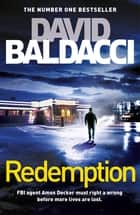 Redemption: An Amos Decker Novel 5 ebook by David Baldacci