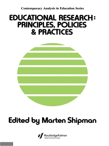 Educational Research - Principles, Policies And Practices ebook by