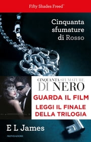 Cinquanta sfumature di Rosso ebook by E L James