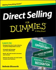 Direct Selling For Dummies ebook by Belinda  Ellsworth