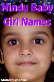 Hindu Baby Girl Names ebook by Mahesh Dutt Sharma