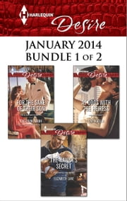 Harlequin Desire January 2014 - Bundle 1 of 2 - For the Sake of Their Son\The Nanny's Secret\At Odds with the Heiress ebook by Catherine Mann,Elizabeth Lane,Cat Schield