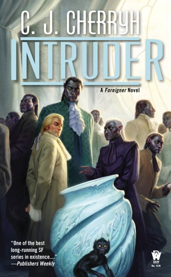 Intruder ebook by C. J. Cherryh