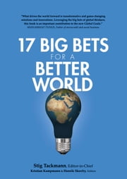 17 Big Bets for a Better World ebook by Stig Tackmann,Kristian Kampmann,Henrik Skovby