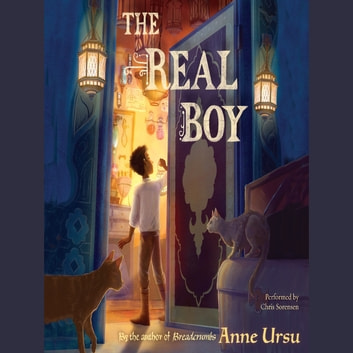 The Real Boy audiobook by Anne Ursu