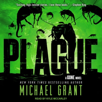 Plague audiobook by Michael Grant