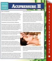 Acupressure II ebook by Speedy Publishing