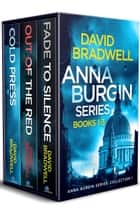 Anna Burgin Gripping British Mystery Thriller Series: Books 1-3 ebook by