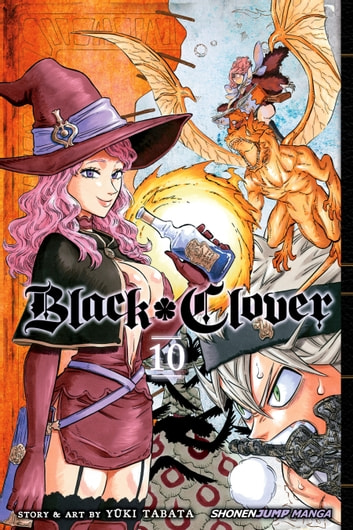 Black Clover, Vol. 10 - Battlefield Decision ebook by Yūki Tabata