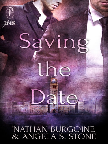 Saving the Date ebook by Angela S.Stone,'Nathan Burgoine