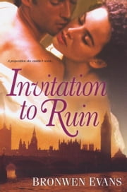 Invitation to Ruin ebook by Bronwen Evans