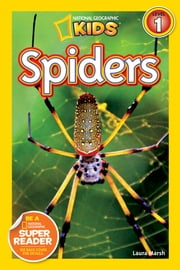 National Geographic Readers: Spiders ebook by Laura Marsh