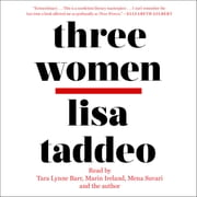 Three Women audiobook by Lisa Taddeo