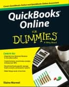 QuickBooks Online For Dummies ebook by Elaine Marmel
