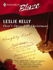 Don't Open Till Christmas ebook by Leslie Kelly