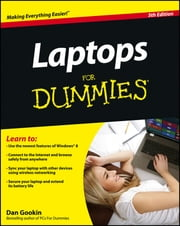 Laptops For Dummies ebook by Dan Gookin