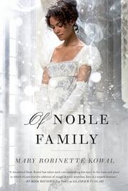 Of Noble Family ebook by Mary Robinette Kowal