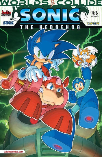 "Sonic the Hedgehog #249 ebook by Ian Flynn, Patrick ""SPAZ"" Spaziante, Terry Austin"