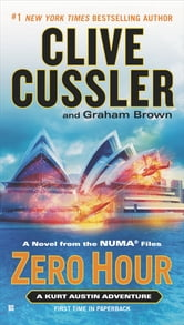 Zero Hour ebook by Clive Cussler,Graham Brown
