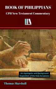 BOOK OF PHILIPPIANS ebook by Thomas Marshall