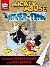 Mickey Mouse and the River of Time ebook by Francesco Artibani