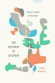 The Highway of Despair - Critical Theory After Hegel ebook by Robyn Marasco