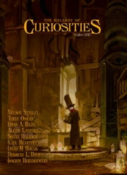 Curiosities #1 - Winter 2017 ebook by Kevin Frost, Nelson Stanley, Shane Halbach,...