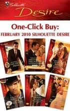 One-Click Buy: February 2010 Silhouette Desire ebook by Jennifer Lewis,Emilie Rose,Leanne Banks,Barbara Dunlop,Sara Orwig,Rachel Bailey