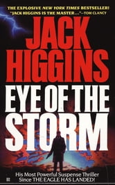 Eye of the Storm ebook by Jack Higgins