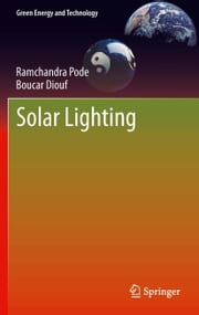 Solar Lighting ebook by Ramchandra Pode,Boucar Diouf