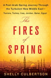 The Fires of Spring - A Post Arab Spring Journey Through the Turbulent New Middle East ebook by Shelly Culbertson