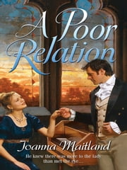 A Poor Relation ebook by Joanna Maitland