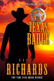 The Texas Badge ebook by Dusty Richards