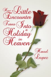 How A Little Encounter Turns Into A Holiday In Heaven ebook by Harsel Lopez
