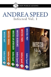 Infected Series Volume One Bundle ebook by Andrea Speed