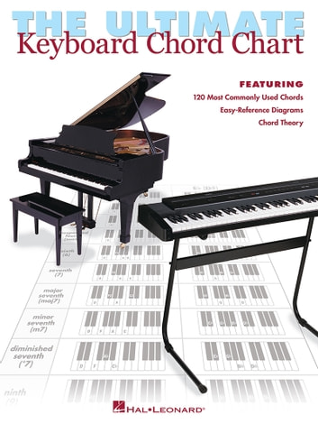 The Ultimate Keyboard Chord Chart ebook by