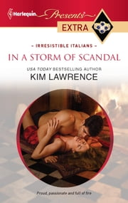 In a Storm of Scandal ebook by Kim Lawrence