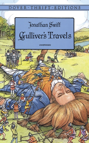 the satirism of the english society in jonathan swifts gullivers travels