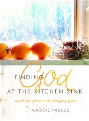 Finding God at the Kitchen Sink - Search for Glory in the Everyday Grime ebook by Maggie Paulus