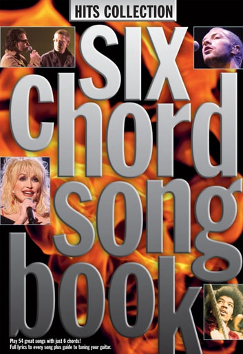 6 Chord Songbook Hits Collection Ebook By Wise Publications