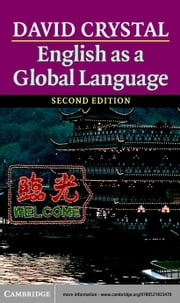 English as a Global Language ebook by Crystal, David