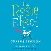 The Rosie Effect audiobook by Graeme Simsion