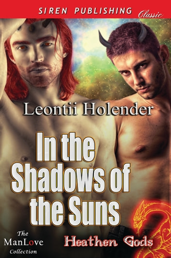 In the Shadows of the Suns ebook by Leontii Holender
