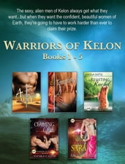 Warriors of Kelon Books 1-5 - Abducting Alice, Tempting Tara, Resisting Rachel, Claiming Claire, and Saving Sara ebook by Angela Castle