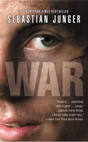 WAR ebook by Sebastian Junger