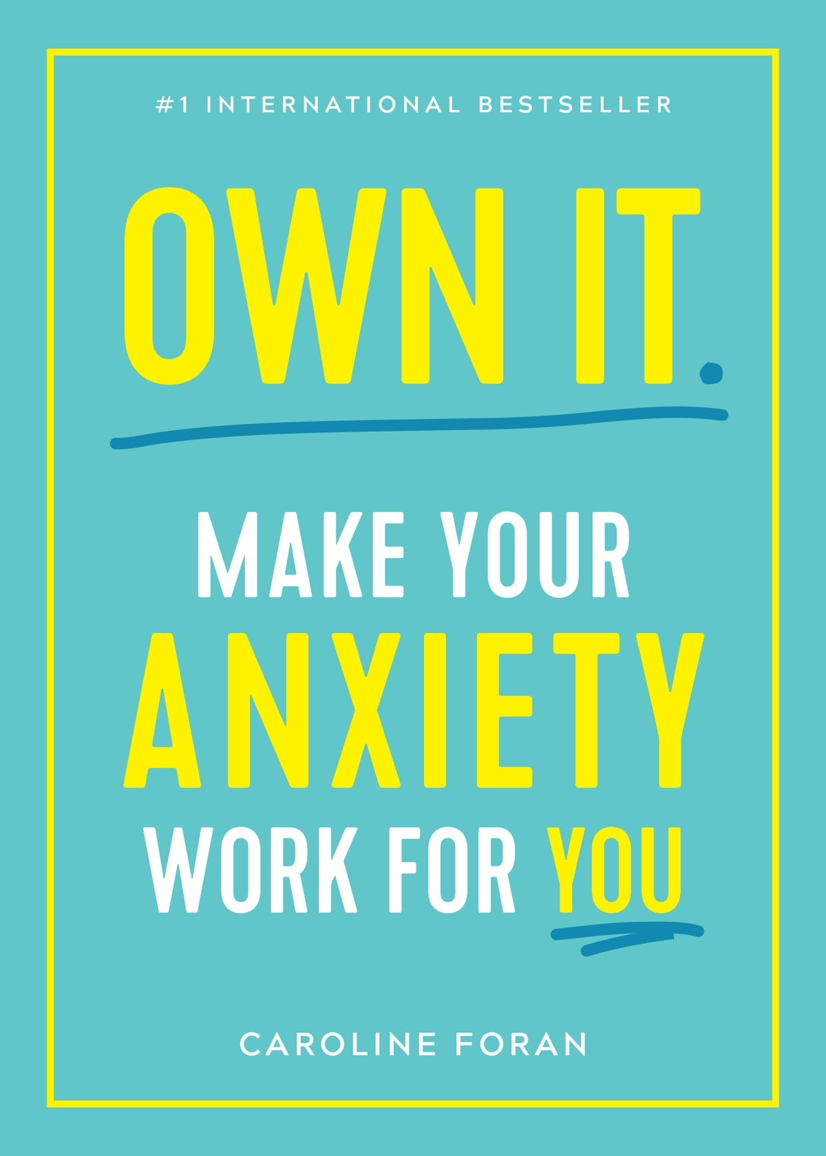 Anxiety And Work own it. ebookcaroline foran - rakuten kobo