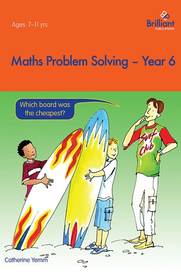 Maths Problem Solving Year 6 E Kitap Catherine Yemm border=