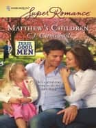 Matthew's Children ebook by C.J. Carmichael