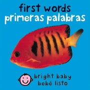 Bilingual Bright Baby First Words ekitaplar by Roger Priddy