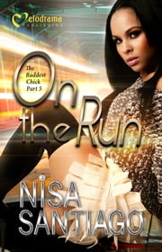 On the Run - The Baddest Chick 5 ebook by Nisa Santiago
